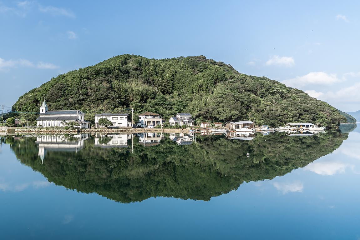 【ORC島鉄フォトコン】mirror @usagishirogomaさん