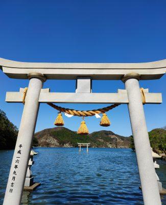 【2021フォトコン】和多都美神社 (対馬 和多都美神社)@hanakowさん
