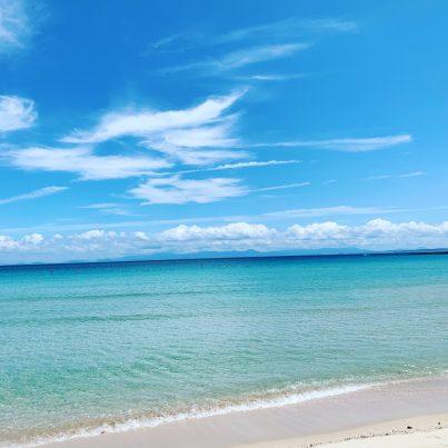 【2021フォトコン】夏の大浜 (壱岐 大浜海水浴場)@crimemax0641さん