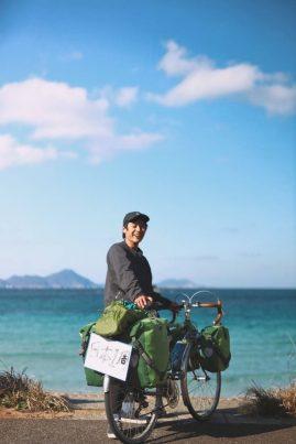 【2021フォトコン】自転車旅で初めての離島 (五島 ハマンナ)@hart_8810さん