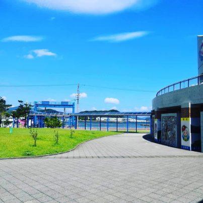 【2021フォトコン】天色(あまいろ)の島 五島 (五島 福江港)@yokotaka777さん