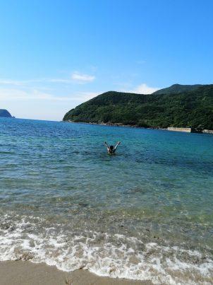 【2021フォトコン】五島へGO TO! (五島 船崎海水浴場)@yuka.26janさん
