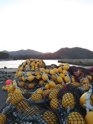 【2021フォトコン】明日の大漁を祈って (五島 樫ノ浦港)@eikomaru.gotoさん