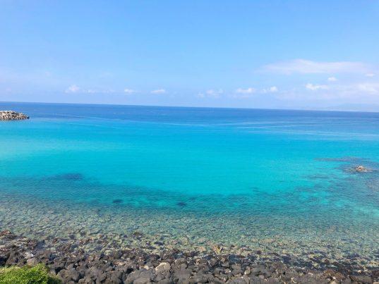 【2021フォトコン】穏やかな海岸線 (五島 高崎ビーチ付近)@asumi1208さん