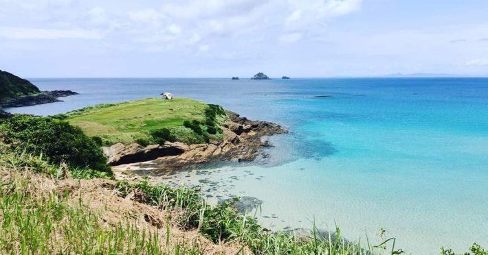 【2021フォトコン】本当に教えたくない場所 (五島 大浜海水浴場)@seiichiro_osakiさん