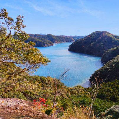 【2021フォトコン】歴史と自然の島:対馬〜金田城からの浅茅湾〜 (対馬 金田城跡登山道)@feijiyinさん