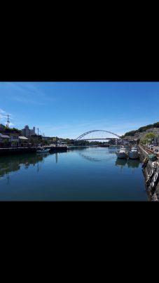 【2021フォトコン】壱岐の港町 (壱岐 郷ノ浦)@たかゆなさん